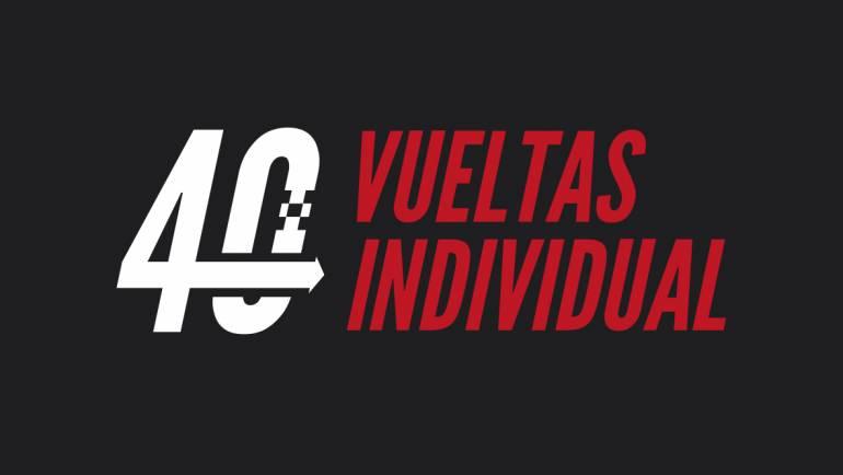 40 vueltas individual