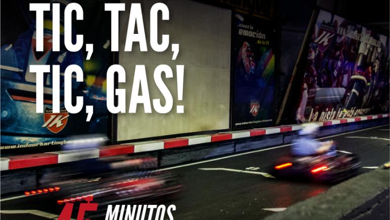 ¡Llega la carrera de 45 minutos!