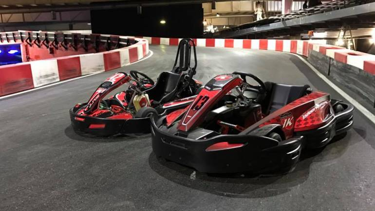 THE NEW KARTS THE NEW KARTS!