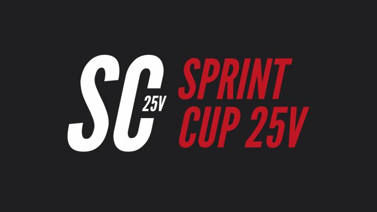 SPRINT CUP 25 LAPS