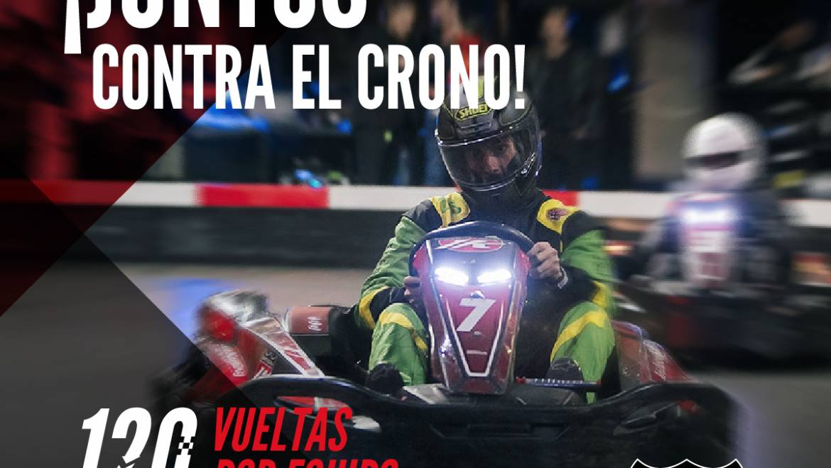 120 Team Laps Wednesday 03 October at 20h